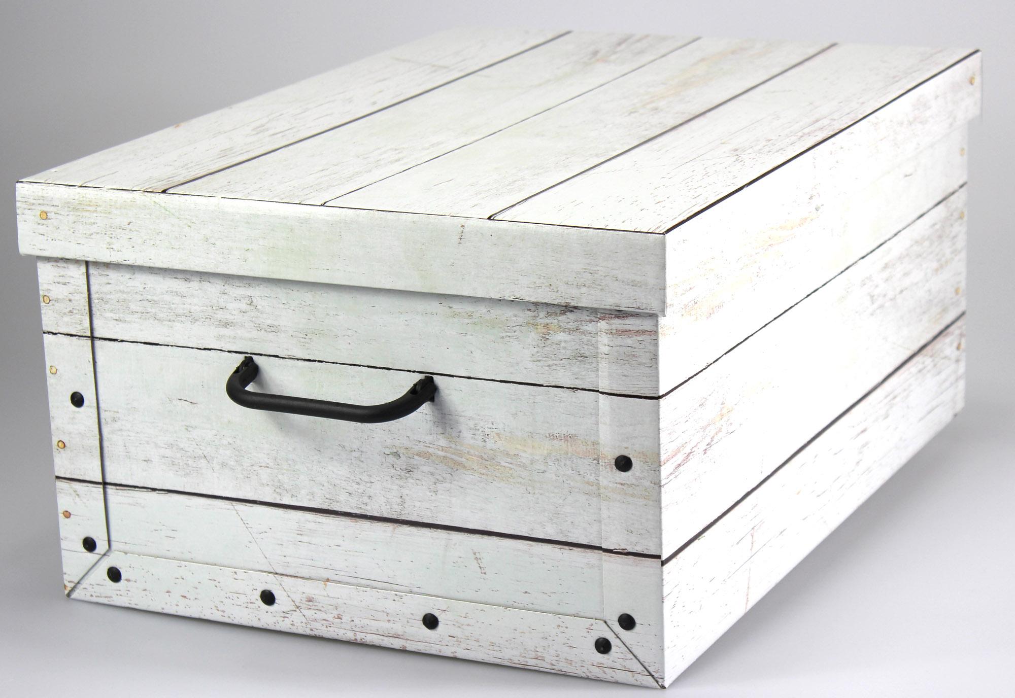 aufbewahrungsbox pappe m rot 17917 aufbewahrungskiste